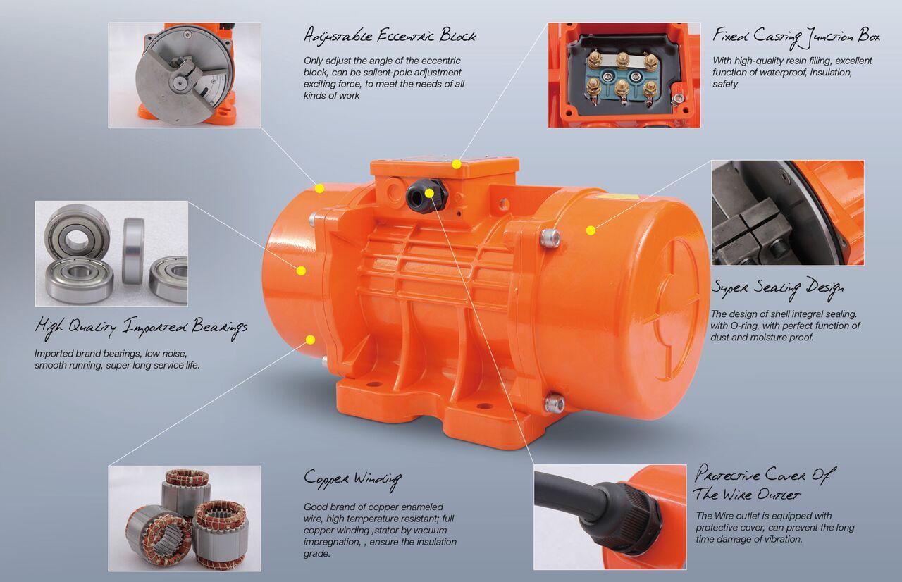 Vibrator System (มอเตอร์สั่น-มอเตอร์เขย่า)